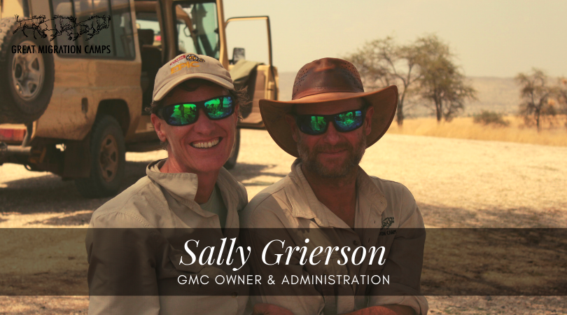 Sally - GMC owner and administration
