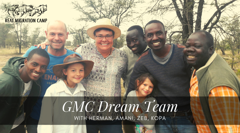 GMC Dream Team