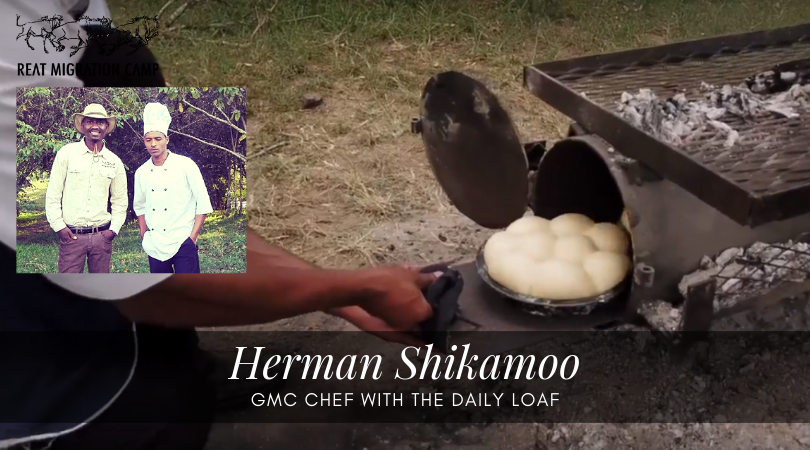 Herman - GMC camp chef